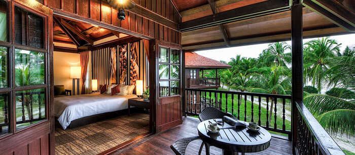 Meritus Pelangi Beach resort and Spa is another best resort in Malaysia