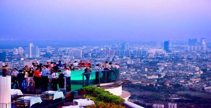Mind boggling rooftop bar which will blow your heads away