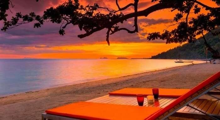 The Coast Resort is the best resort in Kho Phangan
