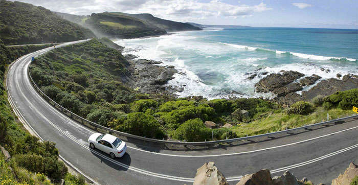 A drive through the Great Ocean Road is the top fun thing to do in Melbourne
