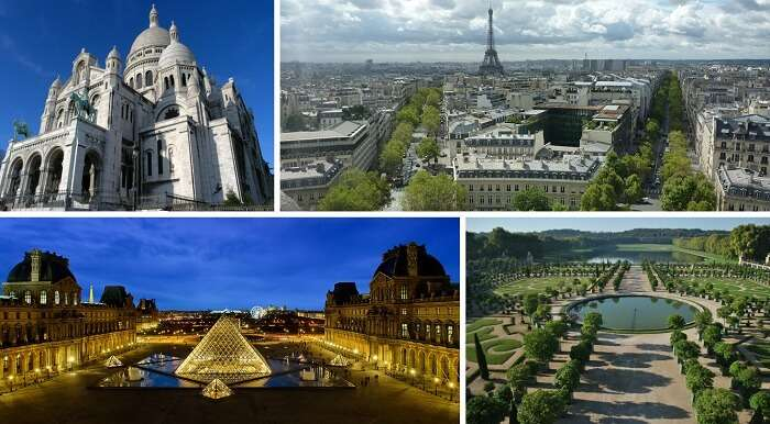 The many places to visit in Paris on a budget