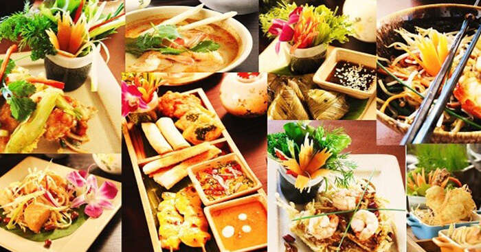 Top dishes of the Singapore cuisine