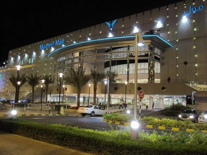 A venue for all kinds of products – Mushrif Mall is a shoppers delight
