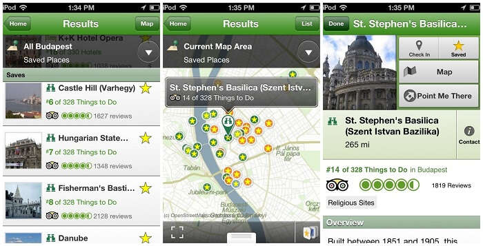 The many benefits of the tripadvisor travel app