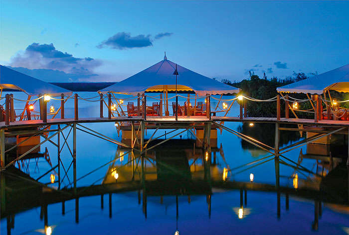 Le Prince Maurice is the best hotel in Mauritius