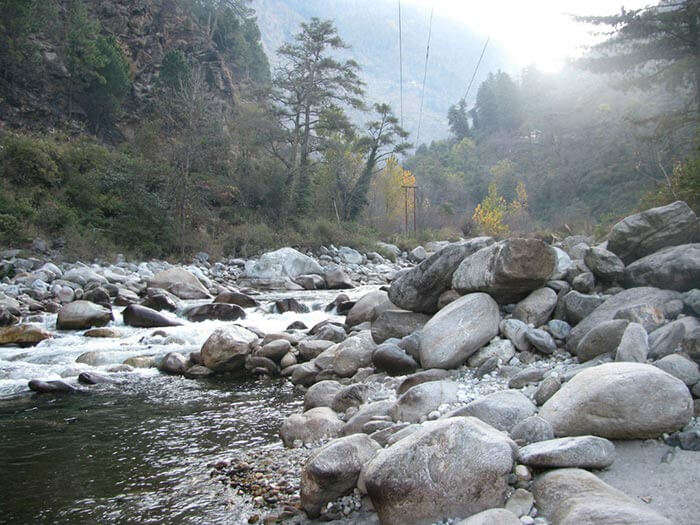 Offbeat place in Himachal Pradesh