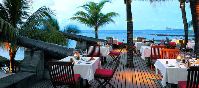 Le Canonnier is one of the top hotels in Mauritius