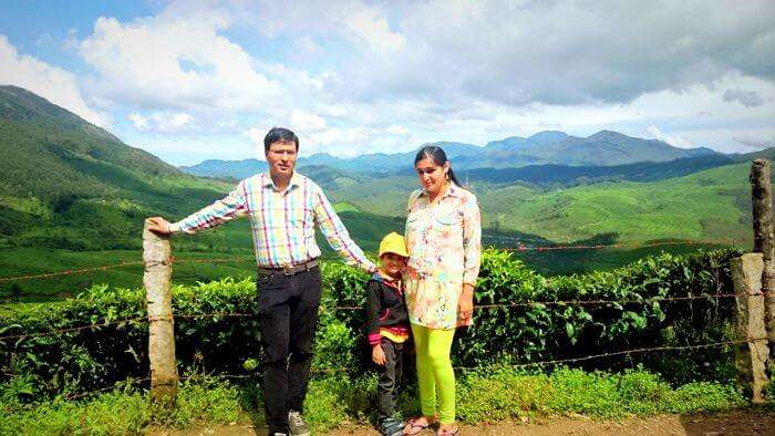Beautiful Thekkady
