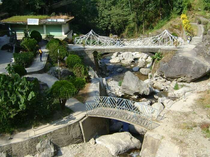 Another popular tourist Don't miss in Darjeeling is The Rock Garden
