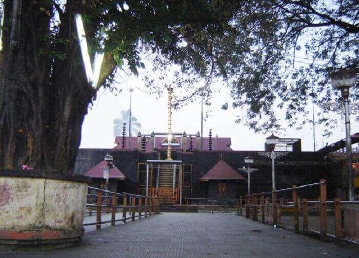 Haunted Sabarimala temple of Kerala