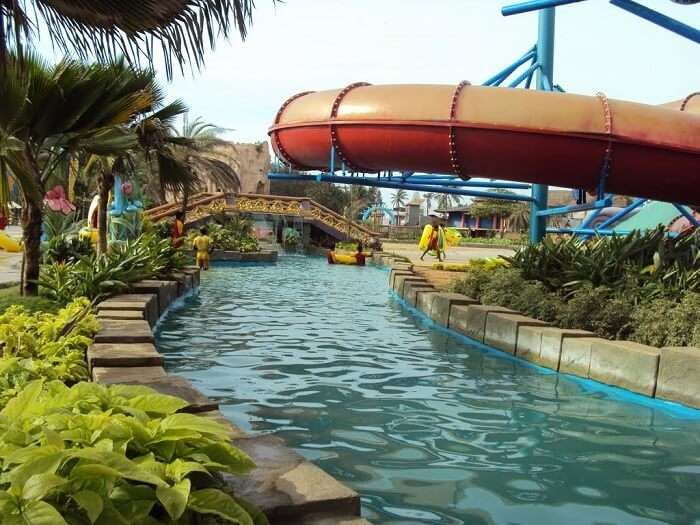 VGP Universal Kingdom is another famous name among the places to hangout in Chennai
