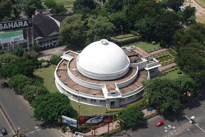The Birla Planetarium in Chennai is a must visit place