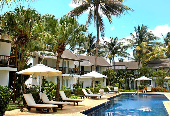 Cocotiers is a budget hotel in Mauritius