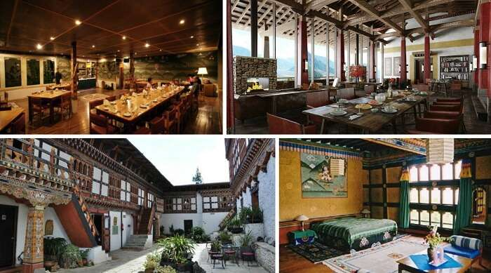 Gangtey hotel at Paro is one of the budget hotels in Bhutan