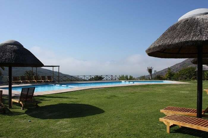 resort in Citrusdal south africa