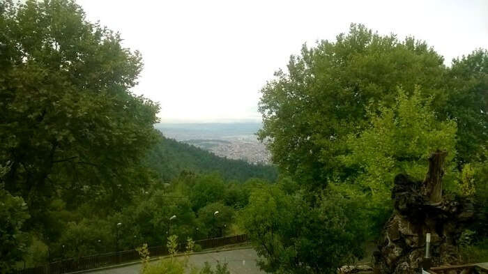The beautiful Green Bursa