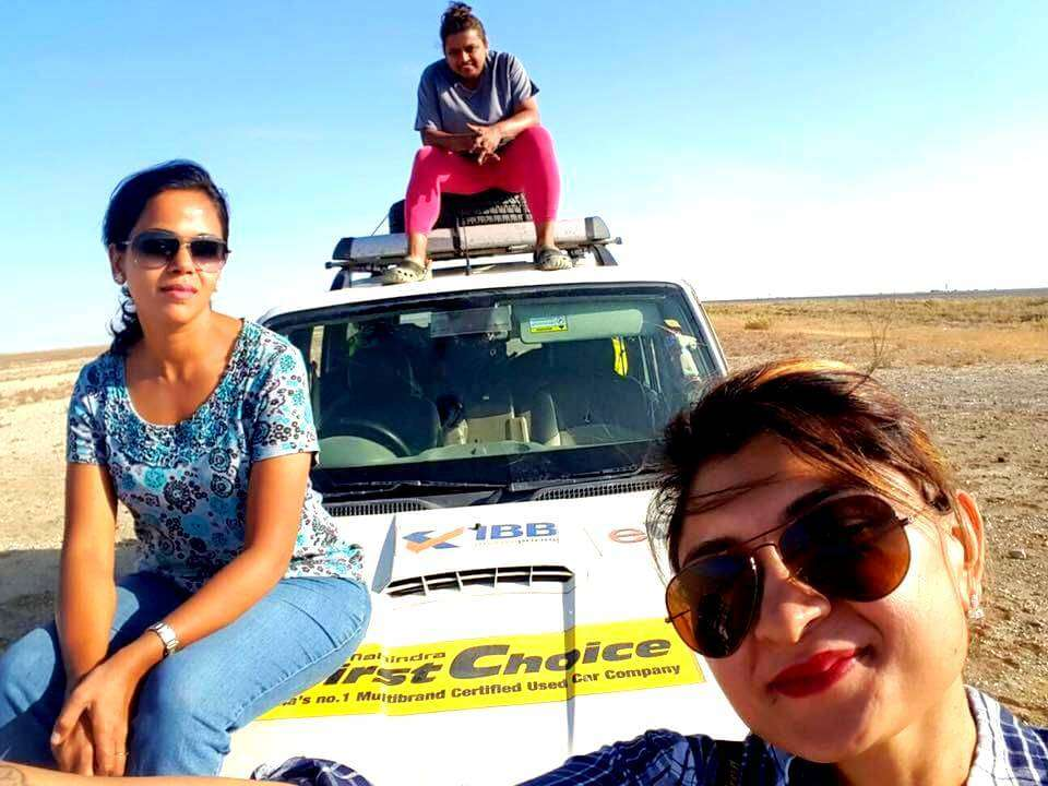 These 3 Mothers Drove From Delhi To London in Just 95 Days