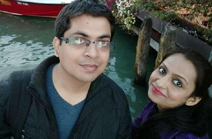 Anubhav in Venice