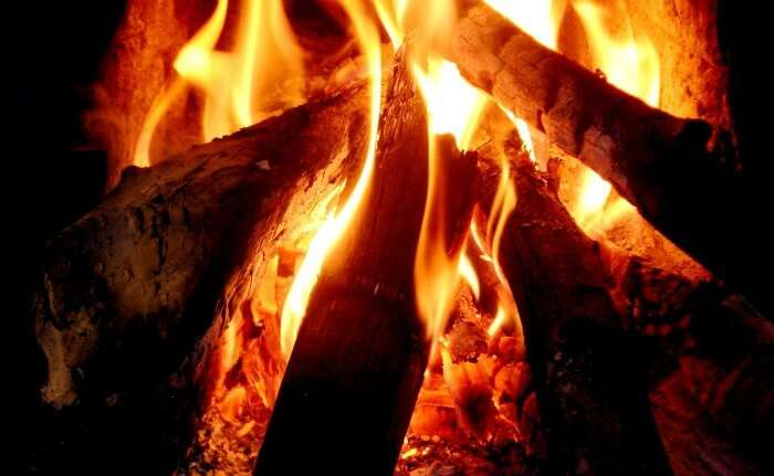 A beautiful picture of Bonfire
