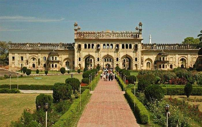 Bara Imambara, the Gravity Defying Palace of UP
