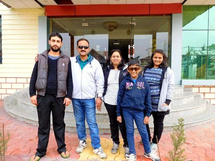 Triden Kashmir Resort in Srinagar