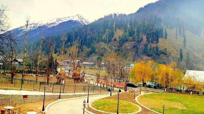 Scenic view from Jammu