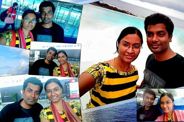 Karthik and his Mauritius trip memories