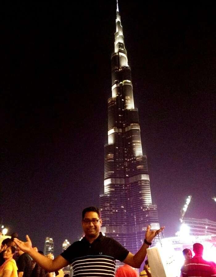 Ojas at Burj Khalifa- Dubai