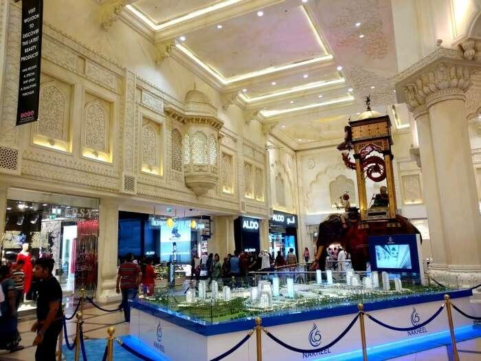 Locals shops in Dubai