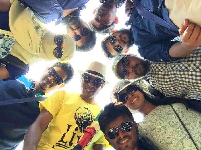 Ladakh trip with friends