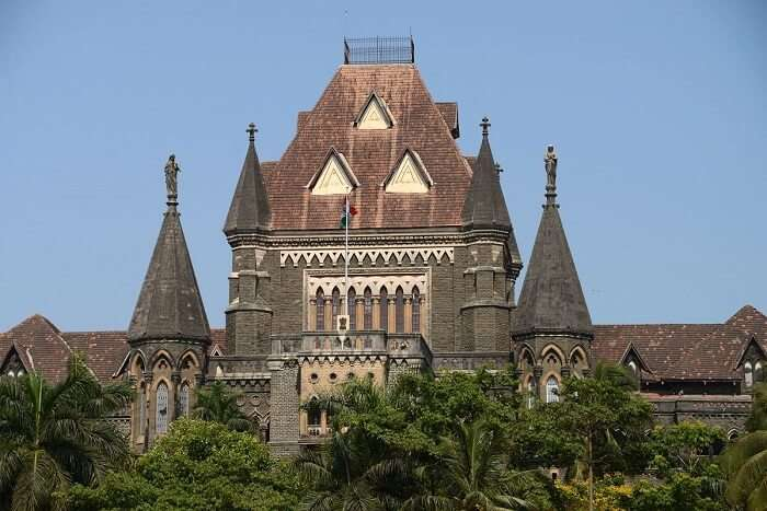 Mumbai High Court is one of the most haunted places in Mumbai