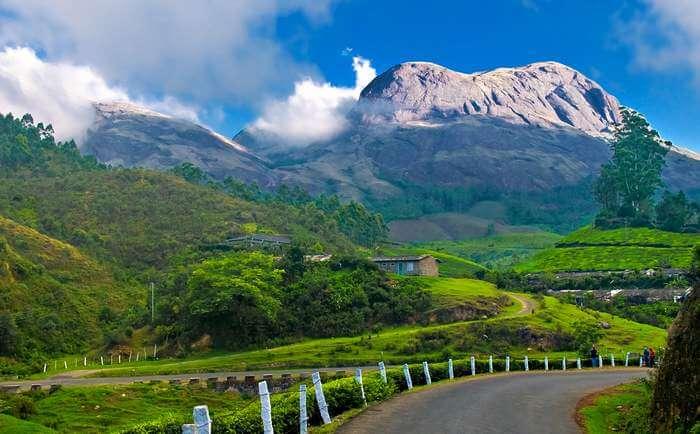 Dazzling magical town of Munnar in Kerala