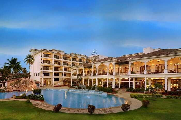 Resort Rio is one of the best hotels in Goa near Calangute Beach