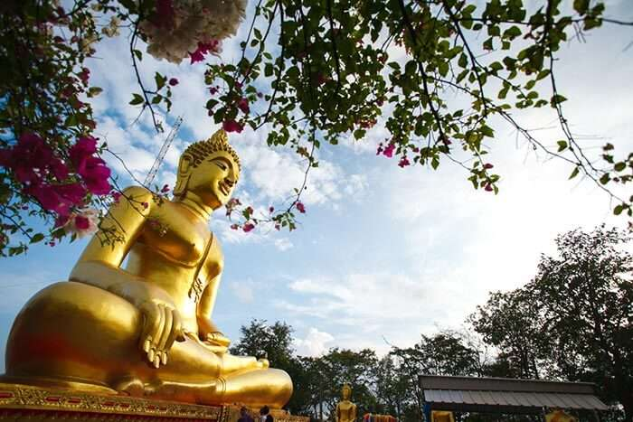 The Big Buddha Hill at Pattaya