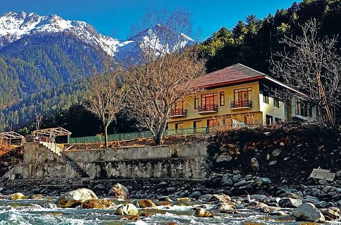 The beauty of Villa Himalaya is stunning