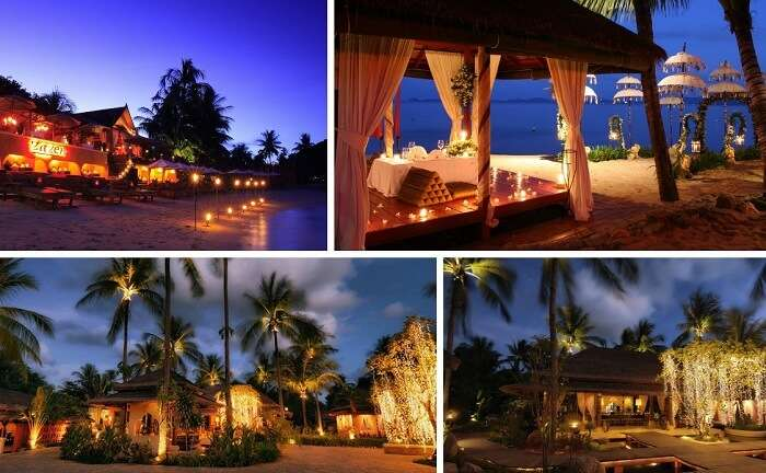 Many views from the Zazen Boutique Resort & Spa