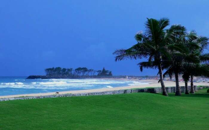 Daman is one of the most romantic places near Mumbai
