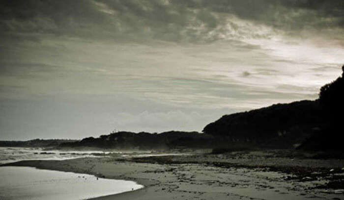 The haunted and mysterious Dumas beach in Gujarat