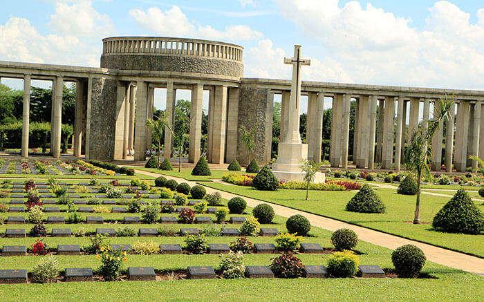 Digboi War Memorial in Assam