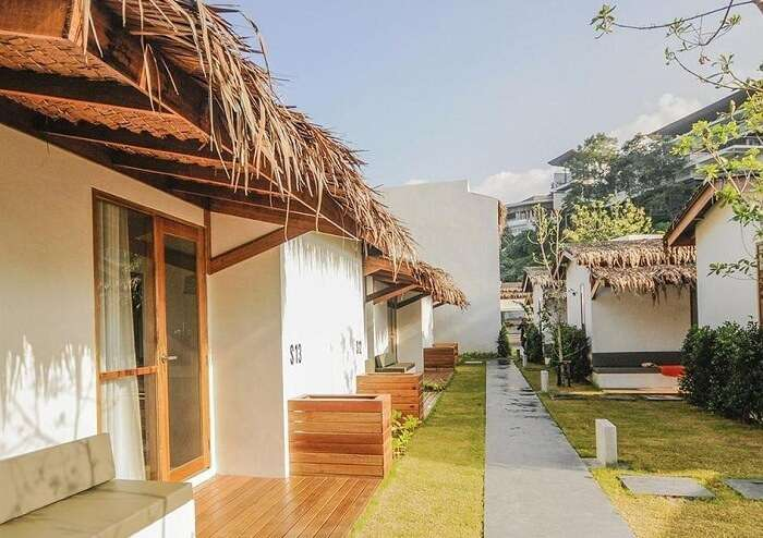 Escape Beach resort is one of the budget resorts in Koh Samui