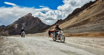 A bike road trip to leh-ladakh