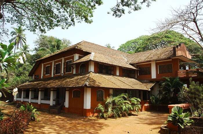 Ayisha Manzil is another quaint homestay in Kerala