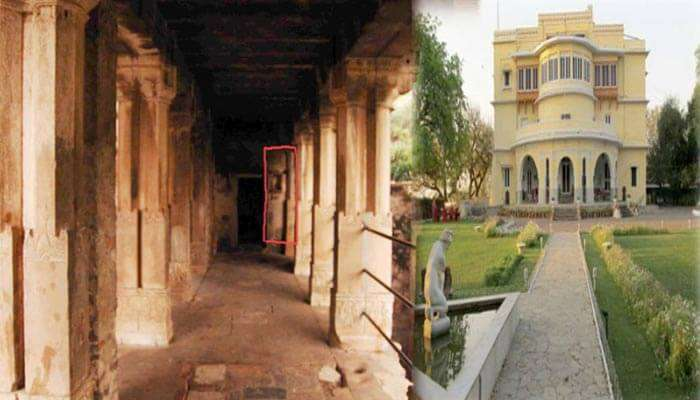 The haunted mansion of Rajasthan