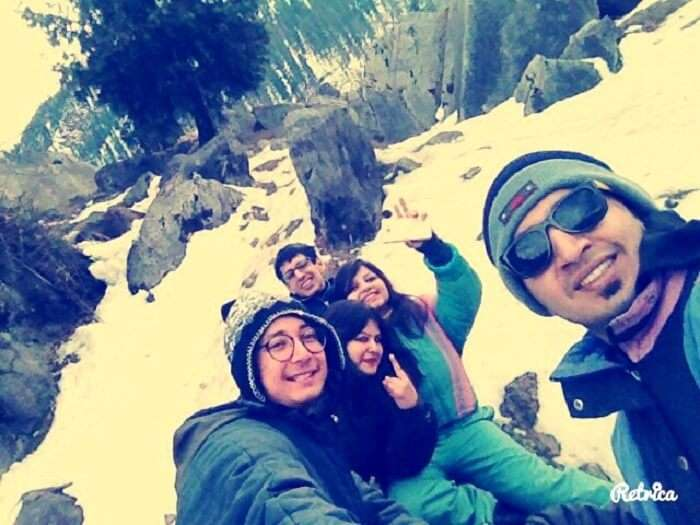 Fun in Manali