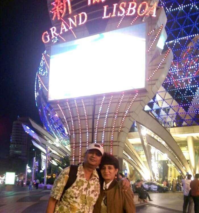 Stunning evenings spent exploring in Macau
