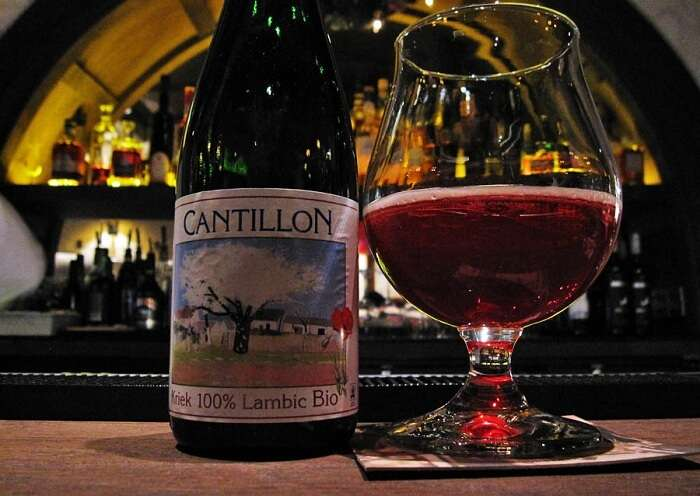 One of the best beer clubs in Mauritius is Lambic