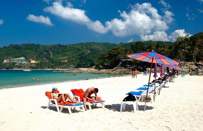 Patong Beach is one of the best places to visit in Phuket