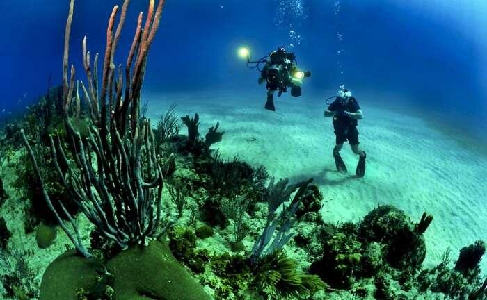 Scuba Diving, Waidroka