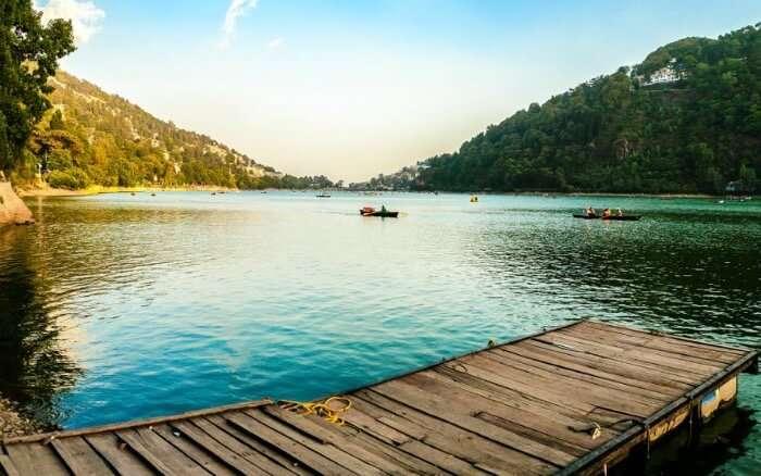 Visit Binayak in Nainital, a thrilling spot