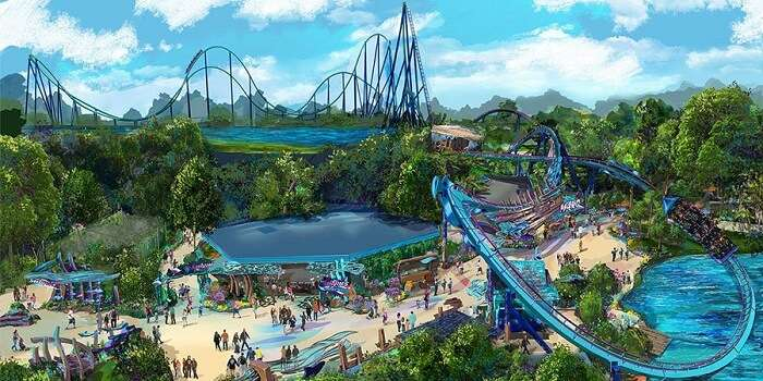 New attractions in 2016